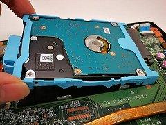 SSD への交換