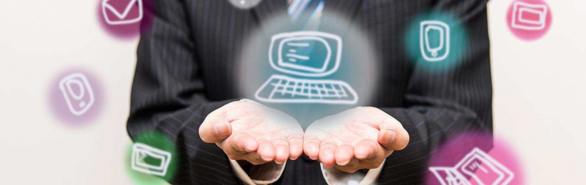 パソコン活用・業務効率化のお力になります!
